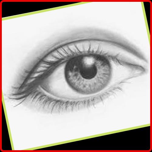 Dibujar Ojos - Dibujos de Ojos A Lapiz