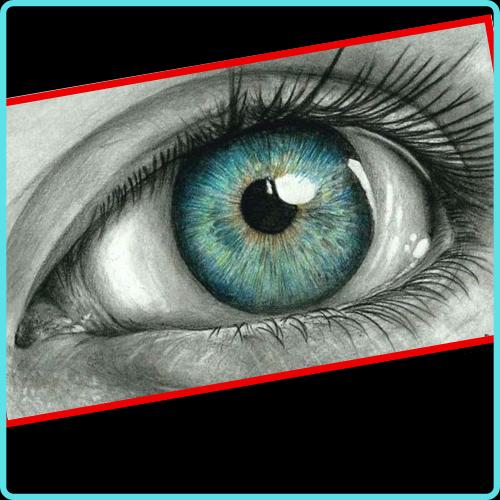 Como dibujar Ojos realistas