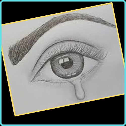 Aprendiendo a Dibujar Ojos a lapiz