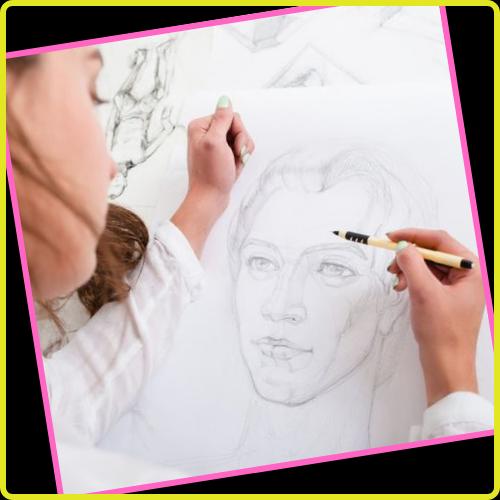 Aprender a dibujar Personas Facil y Rapido