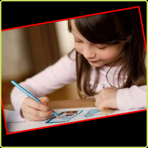Enseñar a dibujar a niños de primaria